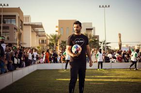 GGWCUP UAE- JOHN ABRAHAM