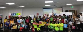 GLOBAL GOALS SCHOOLS AWARENESS PROGRAM