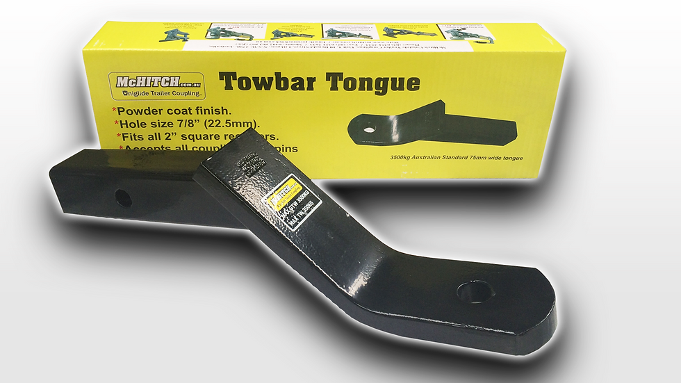 Tow Tongue (4 inch drop)