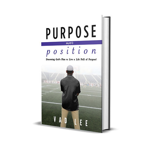 Purpose Over Position Book