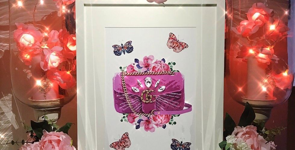 GUCCI BUTTERFLY