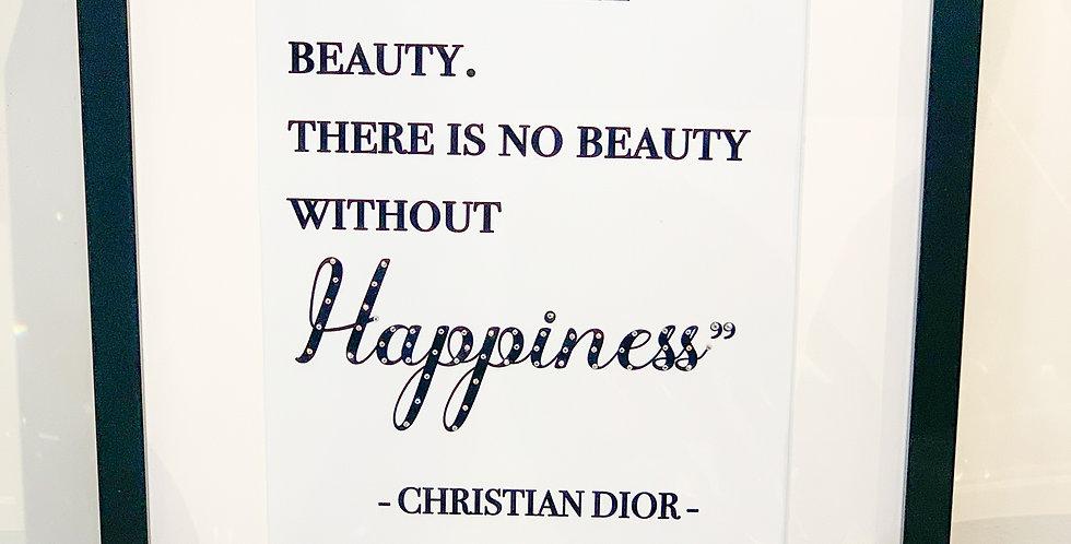 C.DIOR HAPPINESS