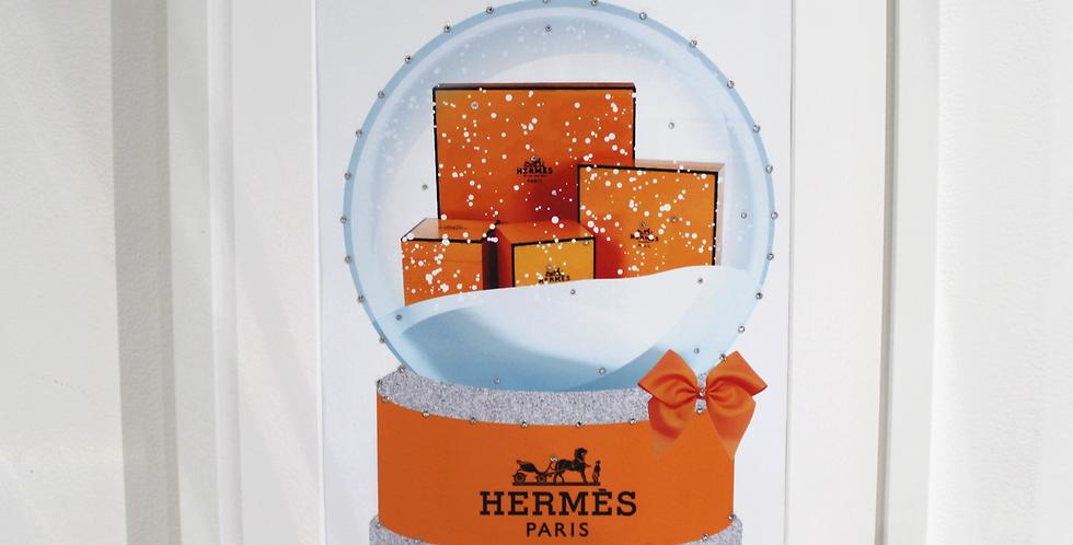 HERMES PLEASE, SANTA