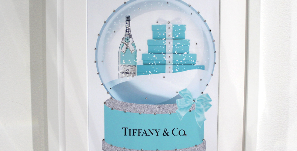 TIFFANY BLUE & TINSEL