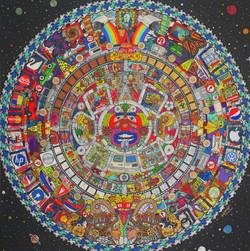 Aztec Premonition of Technoligical Deiti