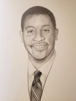 David White portrait