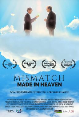 MISMATCH MADE IN HEAVEN | VOLVER EN MI (2017)