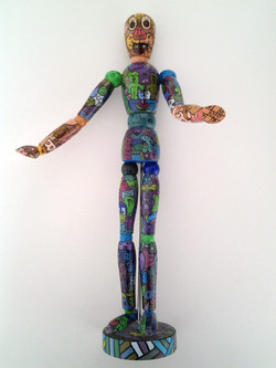 Toony escultura