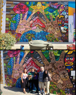 Mural San Bernardino CA