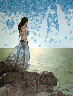 La mujer de los corales