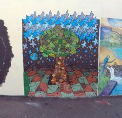 Back Alley Mural Festival