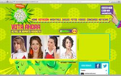 Nickelodeon Web
