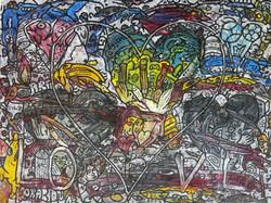 abstract # 111016 amor-tiguador