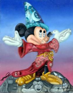 -Magic Mickey-