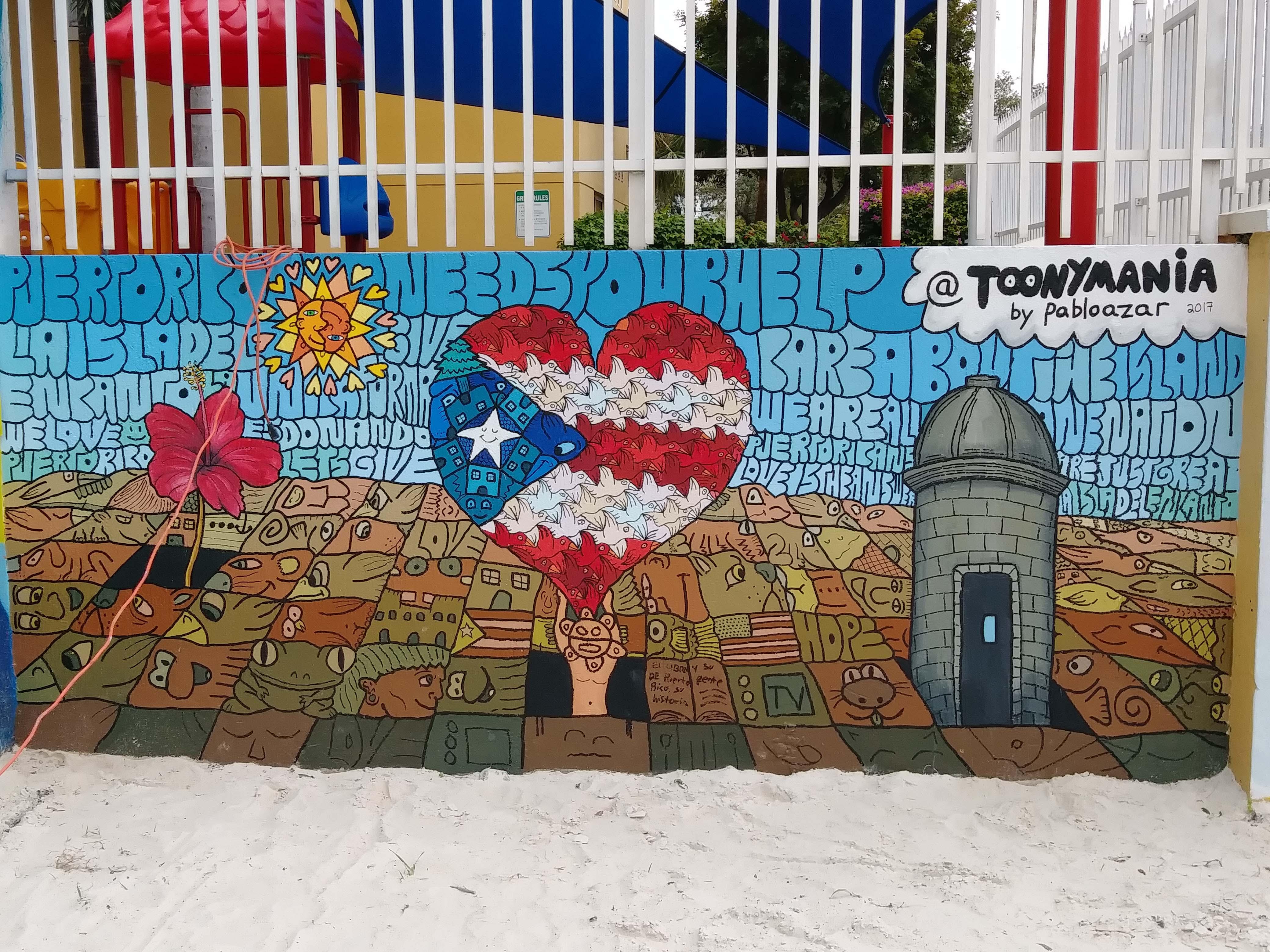 Puerto Rico Hope