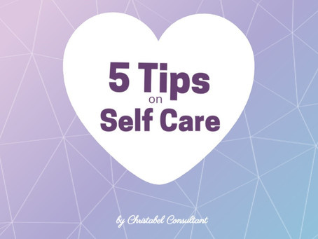 Beat The Burnout With These 5 Self Care Tips
