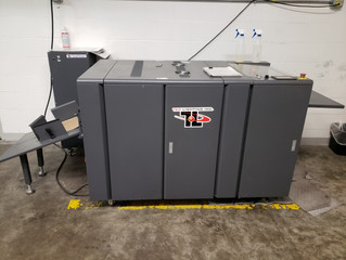 2016 Tec Lighting TRUV-16D UV Coater