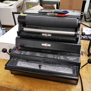 Rhin-O-Tuff HD7700 Punch and HD4170 Coil Inserter