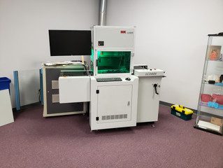 2019 MK Sheetfed Laser Die Cutter - Demo Unit
