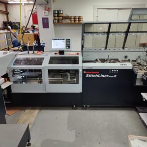 2018 Horizon Stitchliner Mark III Saddle Stitching System