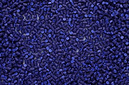 Blue masterbatch