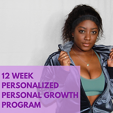 12 WEEK PERSONALIZED PERSONAL GROWTH PRO