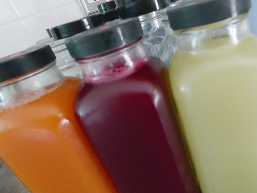 Mini Juice Fasting Adventure - Day 2