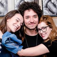 Mariana Molina Joao Vitor Silva e Sophia