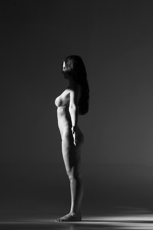 PELE 015 - 73cm x 110cm by BRUNNO RANGEL