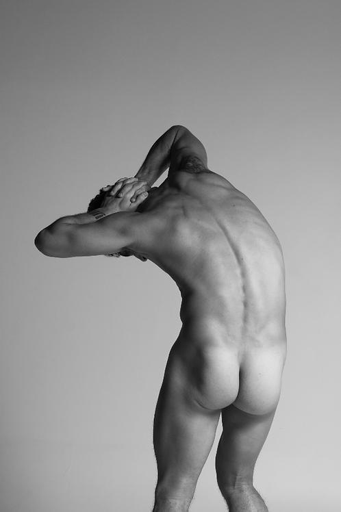 PELE 008 - 30cm x 40cm  by BRUNNO RANGEL