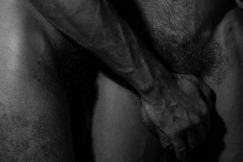 PELE 005 - 30cm x 40cm  by BRUNNO RANGEL