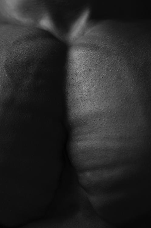 PELE 072 - 73cm x 110cm by BRUNNO RANGEL