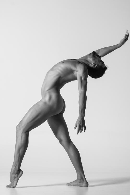 PELE 025 - 73cm x 110cm by BRUNNO RANGEL