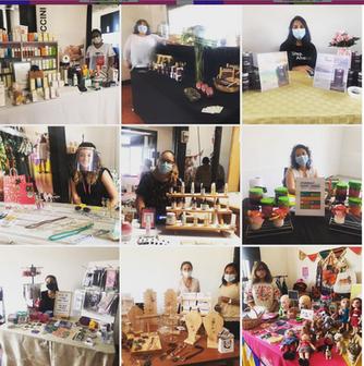 Emprendedoras en Acción Expo Heroínas
