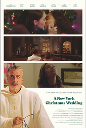 'A New York Christmas Wedding': Holiday film takes on 'queerness, ethnicity and culture'