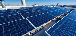 Inspektion Solarpark
