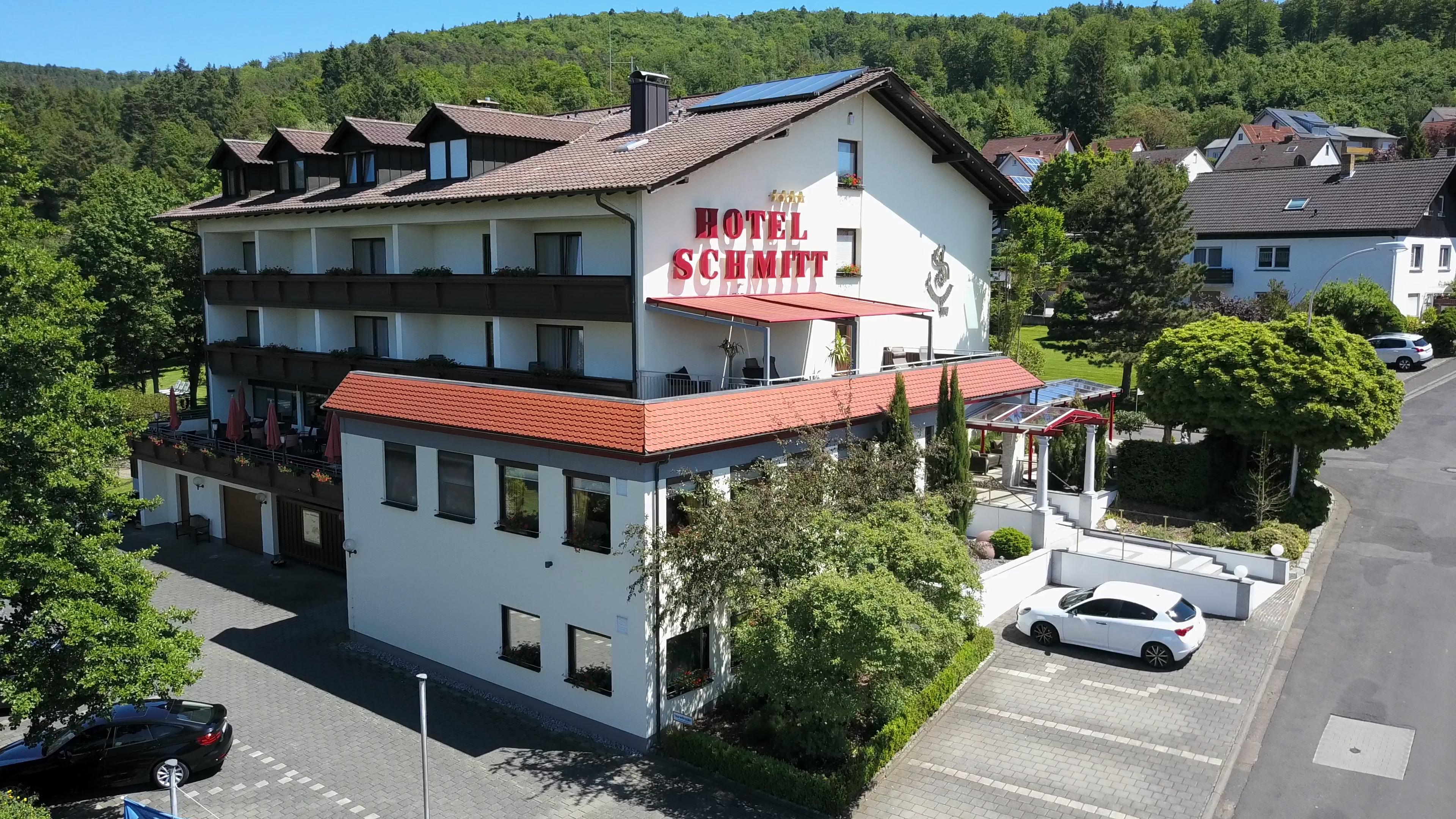 Hotel Schmitt Mönchberg