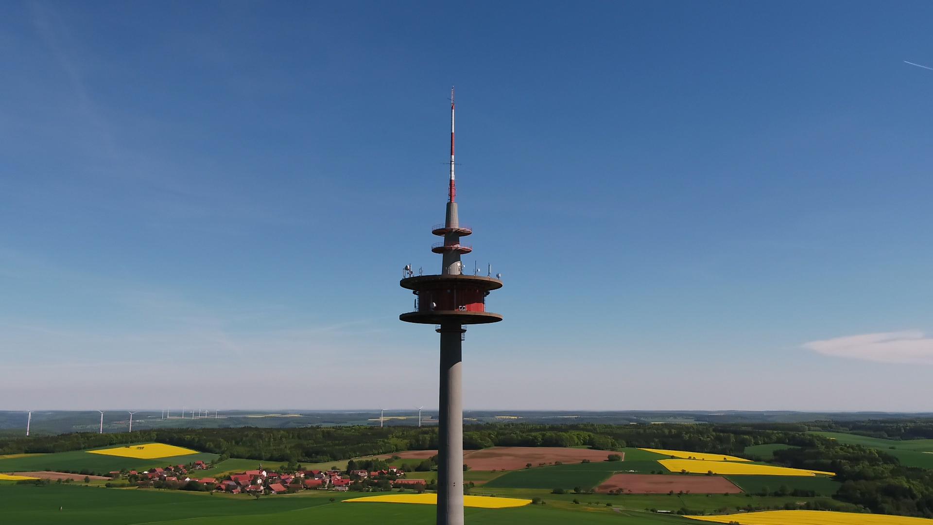 Fernsehturm Wenschdorf