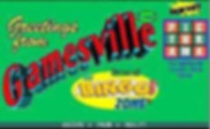 Gamesville Home Page Image