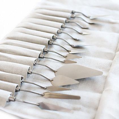 Palette Knife Set 雕塑繪畫刮刀組