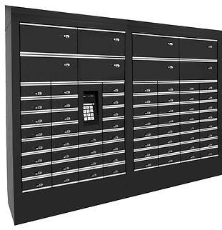 iLockerz intelligent locker systems - ho