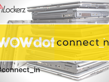 iLockerz 'Connect In' with Wowdot campaign to combat digital inequality