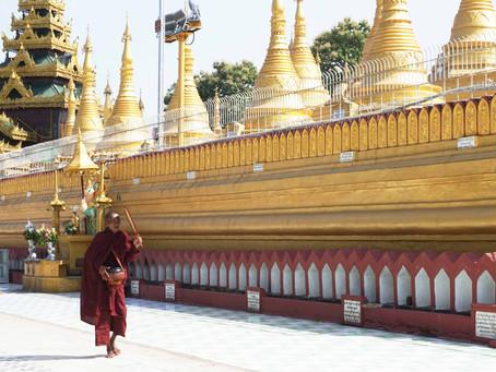MYANMAR: ¿QUÉ ES EL BUDISMO?