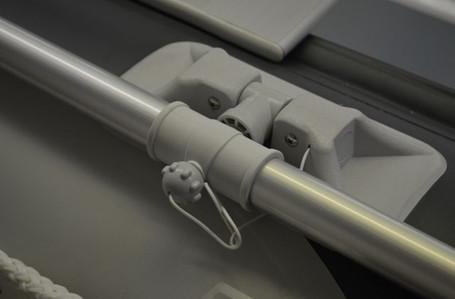 Oarlock mounting system