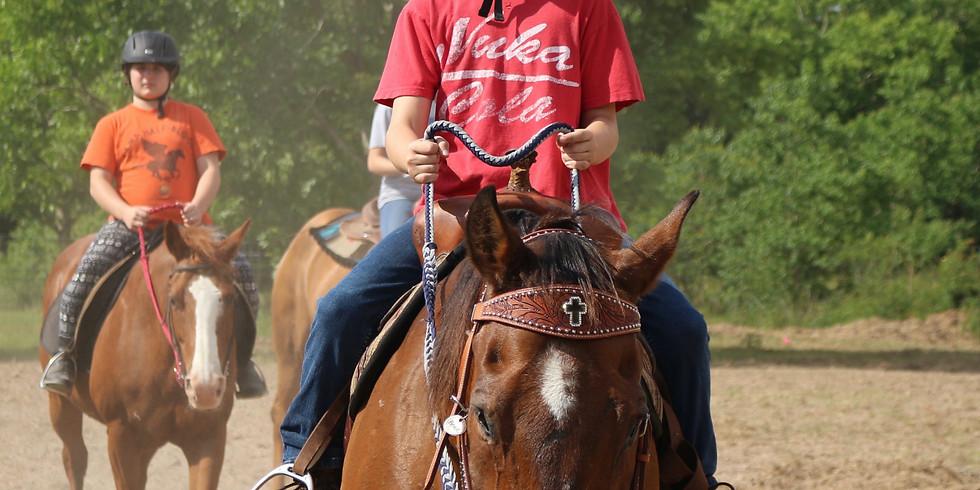 Saturday Pony Camp