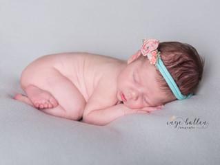Herinneringen om te koesteren: newbornfotografie