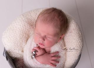 Newbornsessie bij Inge Bollen Fotografie
