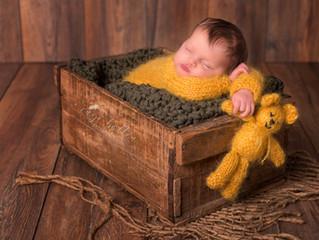 Anna Newbornsessie