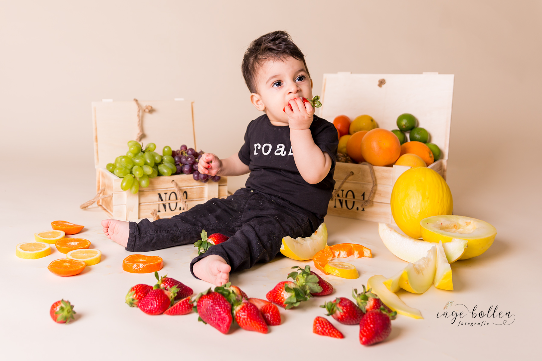 Verjaarsdagssessie - Fruitsmash