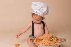 Spaghettismash Inge bollen fotografi